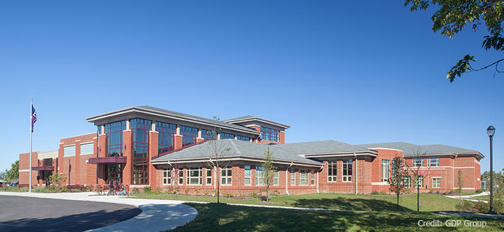 Hatton Community Learning Center Exterior