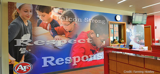 Austintown Elementary graphic