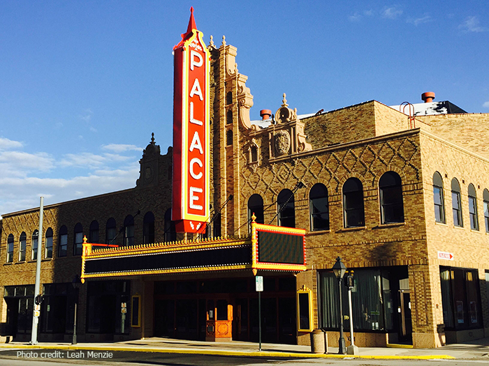 Marion's Palace Theater